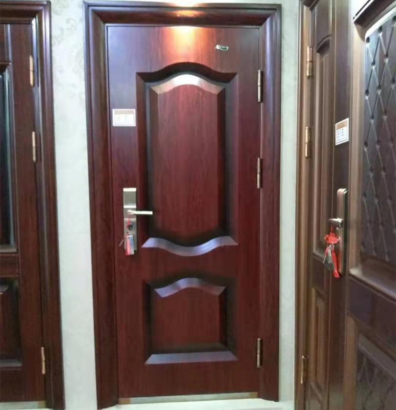 河南郑州防盗门厂家-防盗门有哪些材质-防盗门怎么选