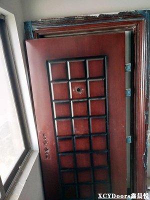 河南郑州防盗门厂家-防盗门安装后要灌浆吗